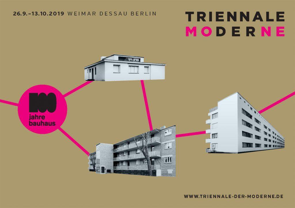 Triennale der Moderne