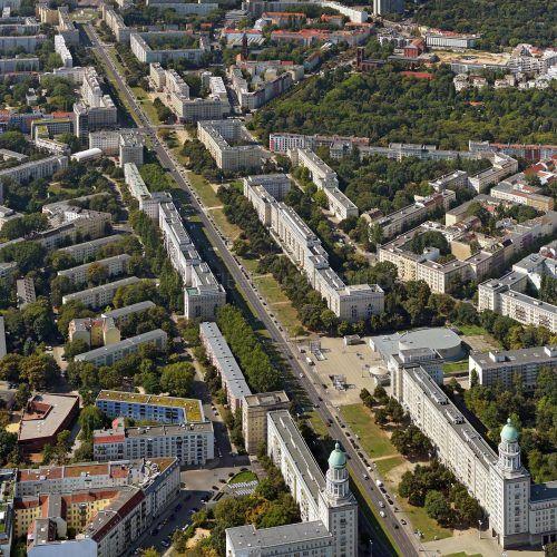 Luftaufnahme von Hajo Dietz