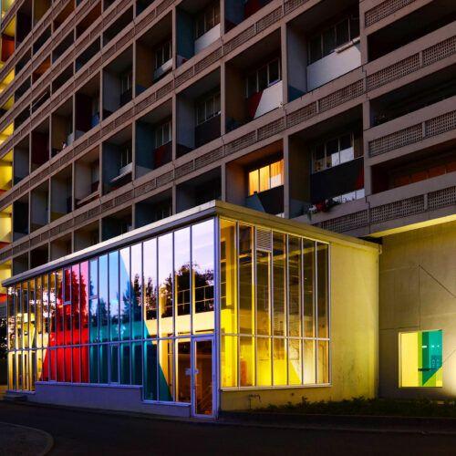 Le Corbusier: Unité d'habitation 'Typ Berlin'