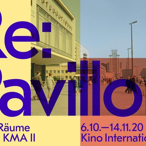 Re:Pavillon – Neue Räume für die KMA II