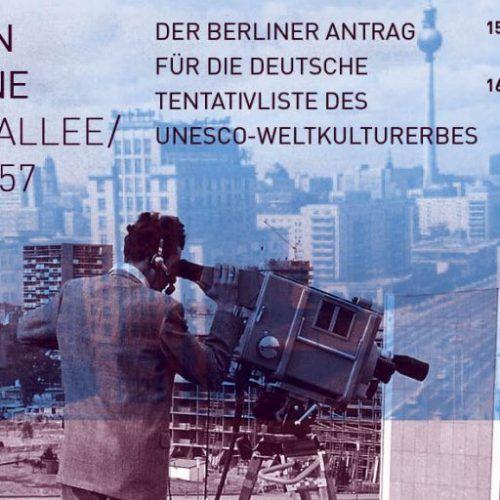 Koevolution der Moderne: Karl-Marx-Allee und Interbau 1957