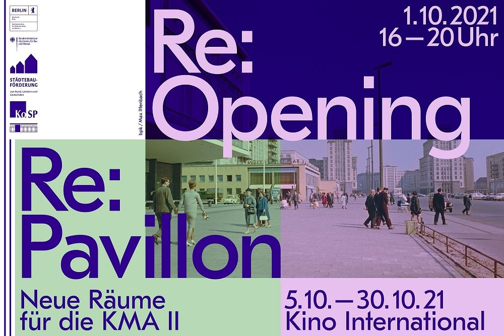 Re:Opening Re:Pavillon