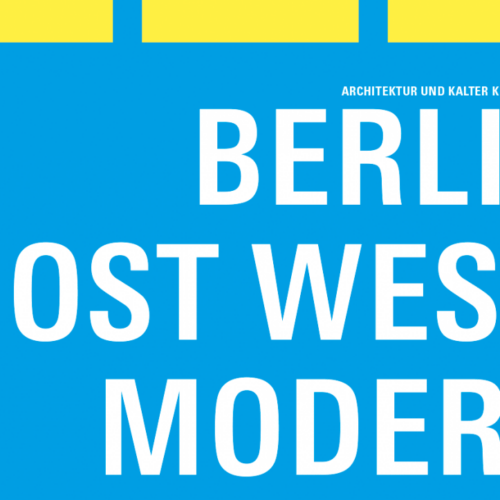 H#4: Berlin Ost West: Modern