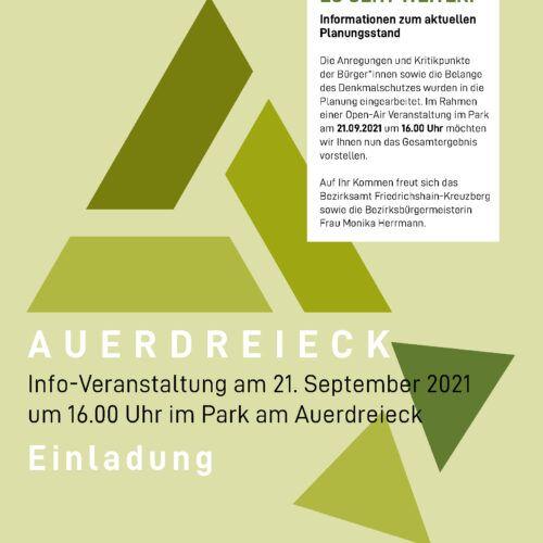 Auerdreick (Plakat)